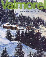 VALMOREL TARENTAISE/SAVOIE/FRANCE - affiche originale (1976)
