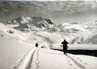 VALLEE DES BELLEVILLE, THORENS, PECLET (TARENTAISE) - lot de 25 photos originales (circa 1940)