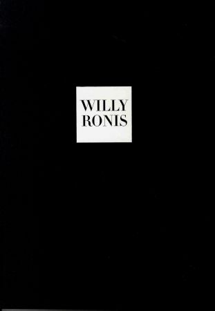 LA MONTAGNE DE WILLY RONIS (5 photographies originales) - portfolio 2009