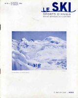 LE SKI SPORTS D'HIVER n° 76, avr.-juil. 1944 - revue ancienne
