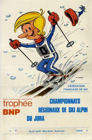 Troph e bnp championnats r gionaux de ski alpin du jura - Ski alpin dessin ...