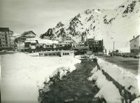 LA MONGIE-TOURMALET - Photo Guy Tabourdeau (ca 1971)