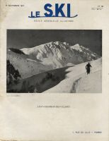 LE SKI n° 88, nov. 1947 - SAINT COLOMBAN DES VILLARDS