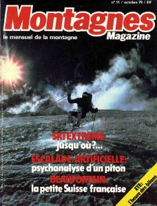 MONTAGNES MAGAZINE, oct. 1979 - LE BEAUFORTAIN
