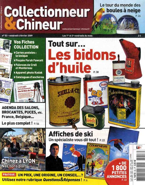Collectionneur & Chineur n° 53